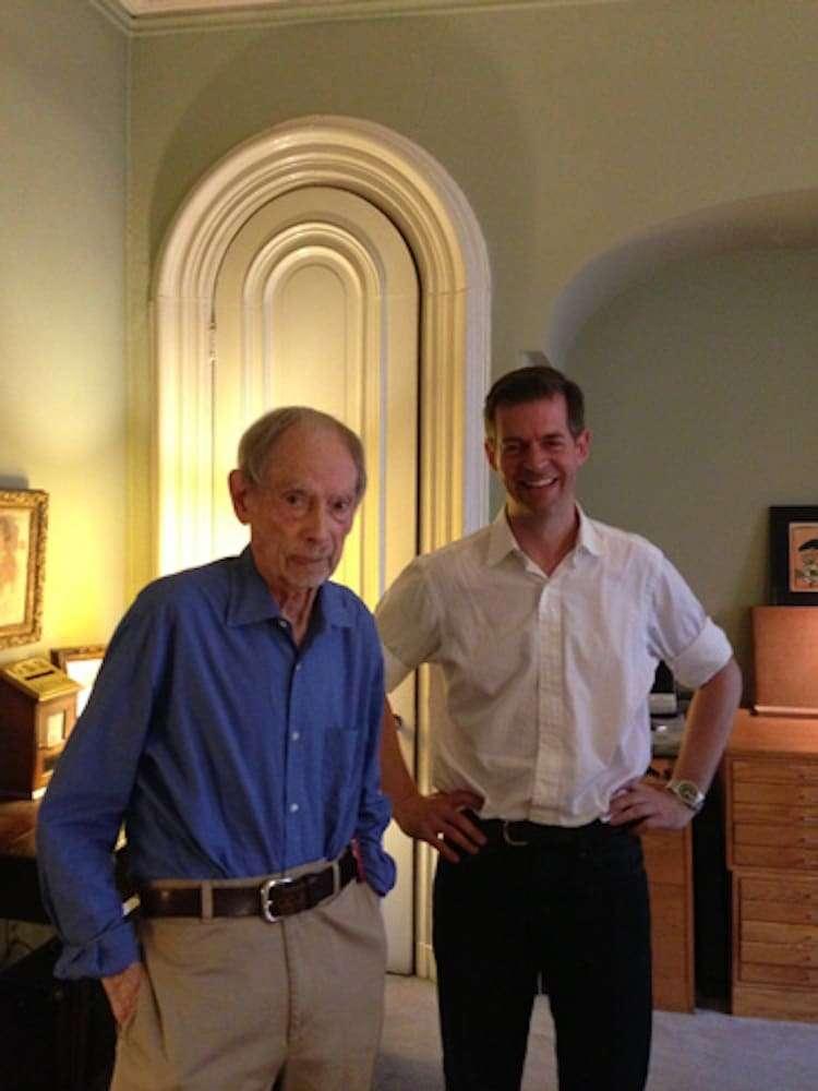 n memoriam: Roy Davis, at Davis & Langdale, 2014